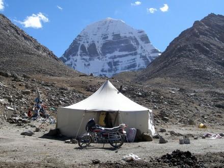 Kailashi mägi Tiibetis