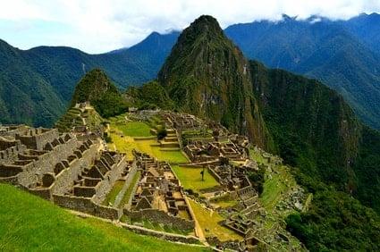 Machu Picchu matkareis